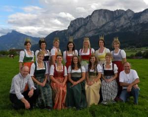 12 Königinnen und Franz