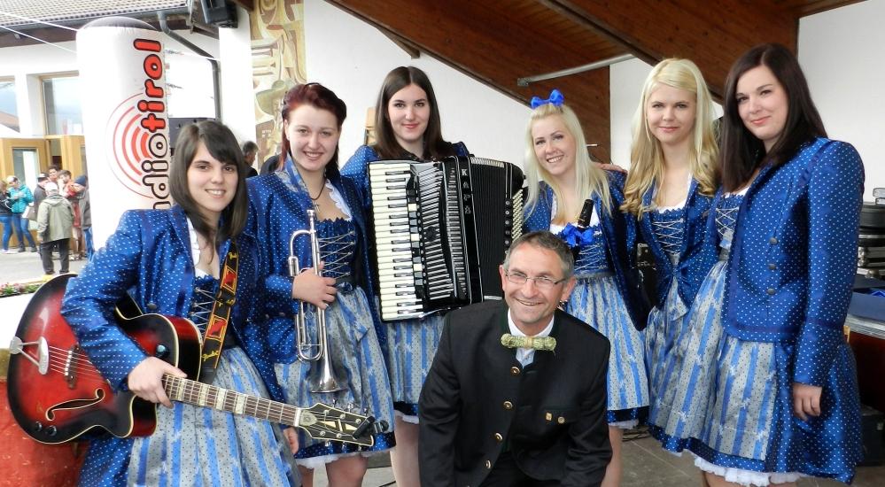 Oberkrainer Polka Mädels aus Slovenien