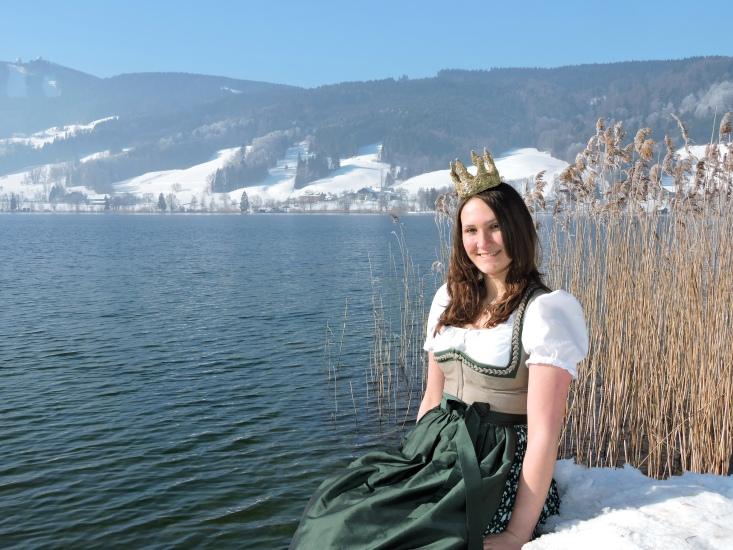 Bio-Heu-Region im Winter mit Königin Lorena (36)