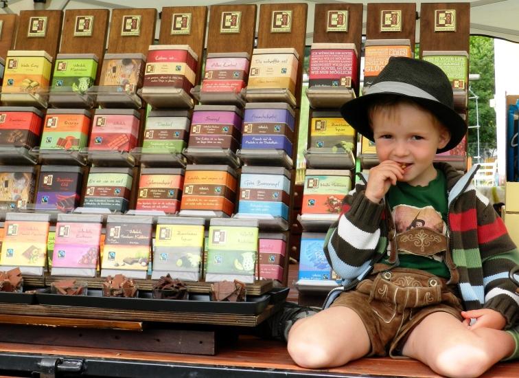 BioArt Heumilchschokolade schmeckt nicht nur den Kindern besonders gut