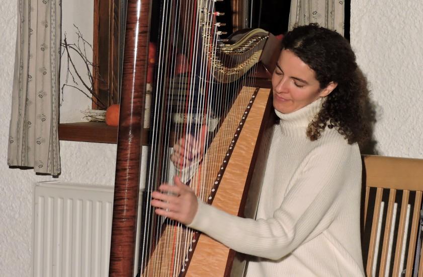 Harmonische Klänge