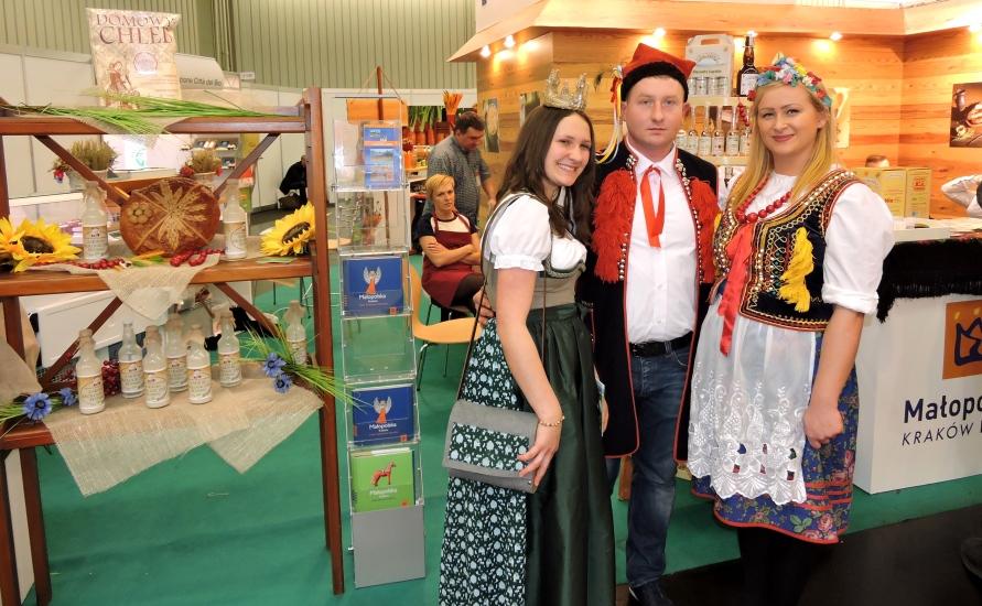 Biofach Nürnberg bei unseren Polnischen Freunden 1