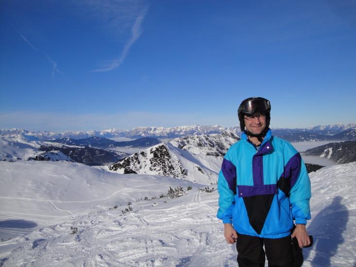 Ski fahren in Zauchensee