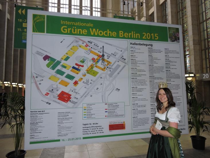 Grüne Woche Berlin 2015