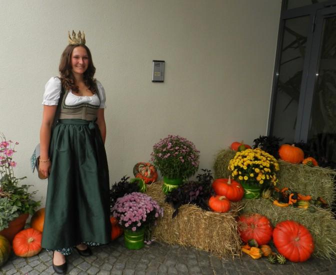 Mit dem Besuch der Landwirtschaftsschule in Kleßheim ging ein langer schöner Tag zu Ende und bleibt noch lange in Erinnerung