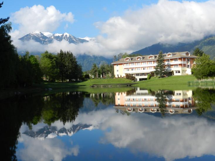 Seehotel in Natz Schabbs, Südtirol