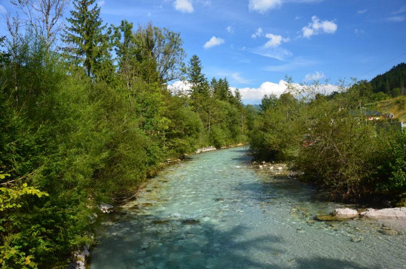 Schiederweiher, Hinterstoder, Steyr Fluss