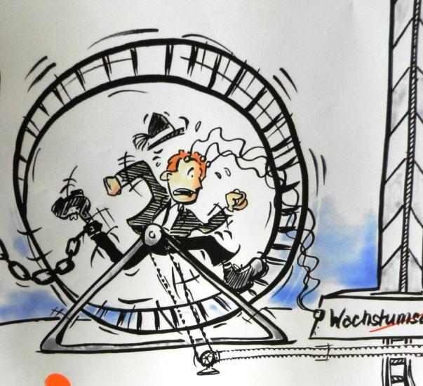 Hamsterrad-copyright-Zeichnung-von-Alexander-Czernin