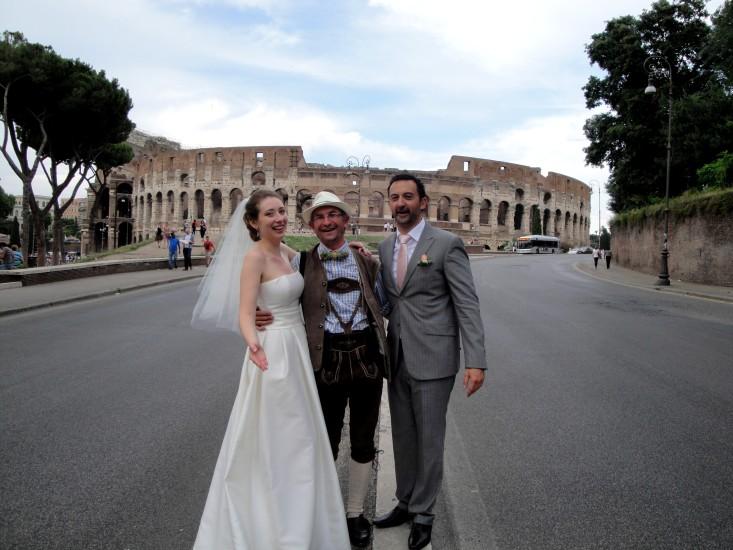 Hochzeit Rom 12