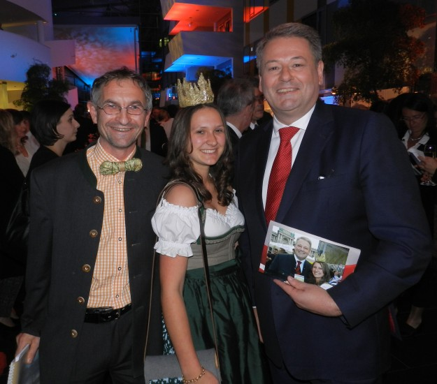 Klimaschutzpreis 2014 mit BM Andrä Rupprechter