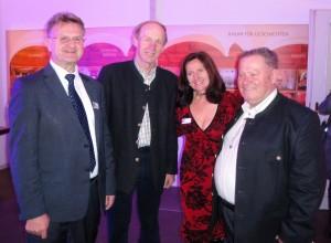 Mag. Johann Wiedlroither - Monsee Treuhand, Keil Franz, seine Frau Herta Wiedlroither und Latocha Franz