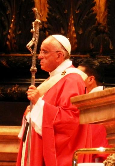 Papst Franziskus 18
