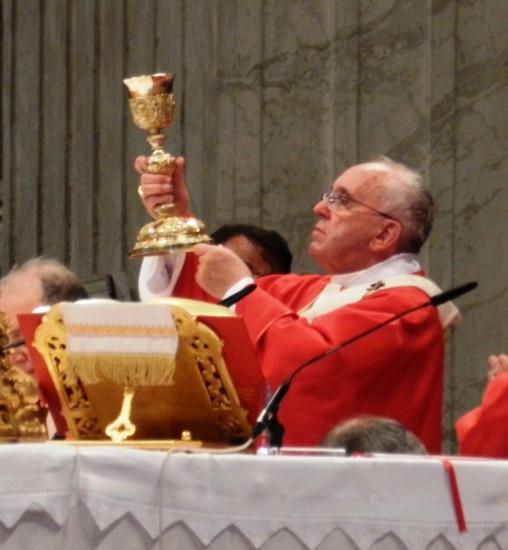 Papst Franziskus 2