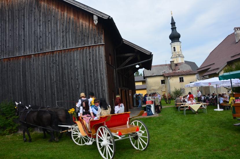 Pferdekutschengala Berndorf 2015 19