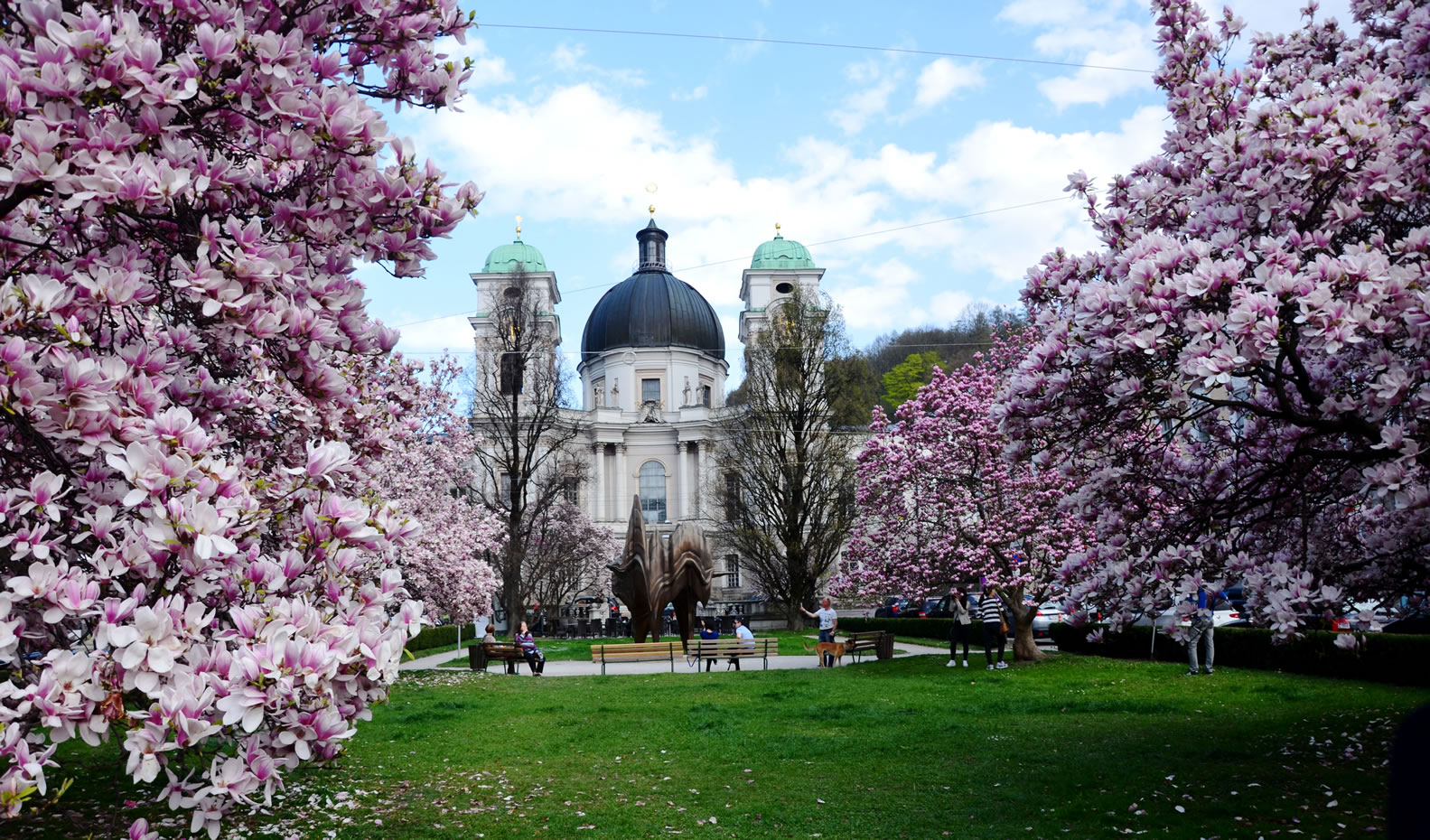 Salzburg im Frühling 45