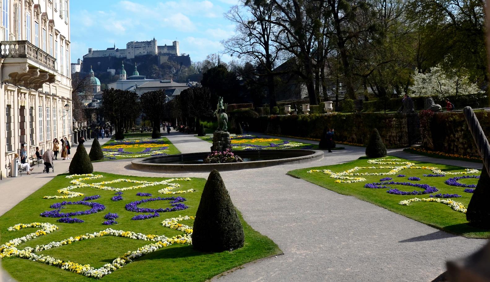 Salzburg im Frühling 82