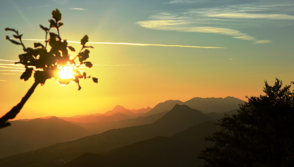 Sonnenaufgang Gaisberg 10