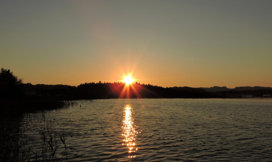 Sonnenaufgang am Grabensee 9 (2)