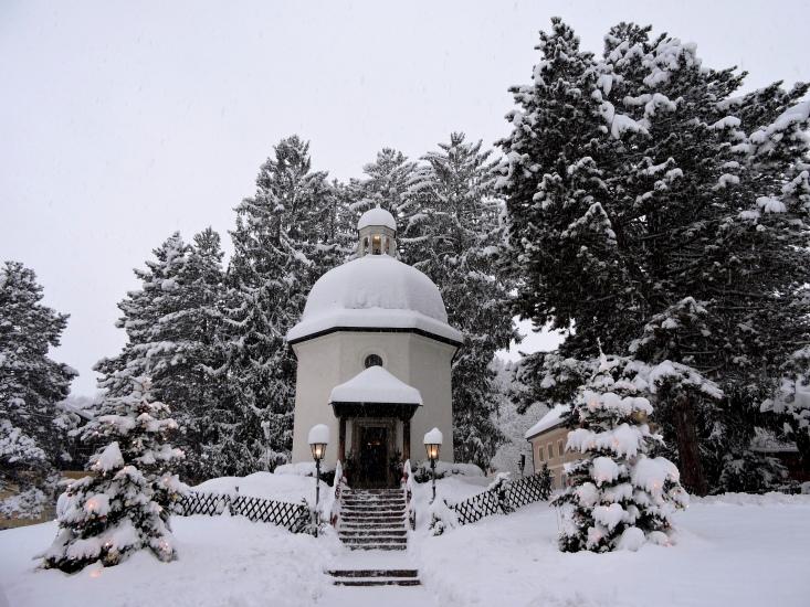 Stille Nacht Kapelle Oberndorf