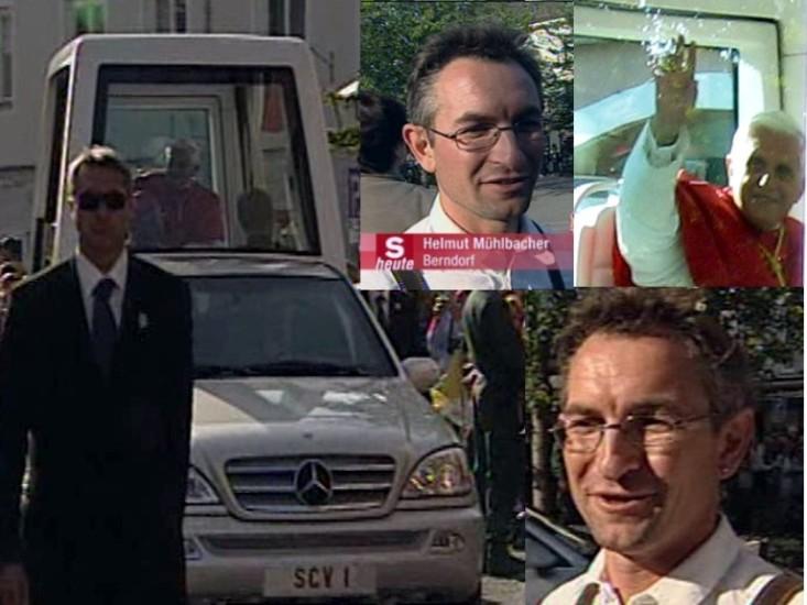 Ein Beitrag vom Papstbesuch in Altötting. Die Bilder wurden mir vom ORF zur Verfügung gestellt, aufgenommen von Kameramann Reinhard Fuchs