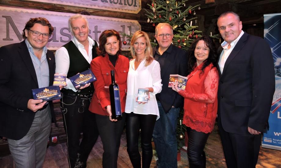 Zauber der Weihnacht Pressekonferenz 11